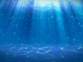 Stock Video Footage of Underwater world and sunrays