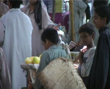 Child Labour in Pakistan Stock Footage