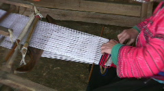 The Weaver Stock Footage