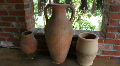 Eurymedon Vase (Wine Jug) In A Mediterranean Kitchen Footage