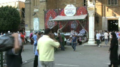 Stock Video Footage of Egypt People in Cairo