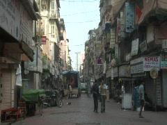 Mumbai - Bhendi Bazaar2 Stock Footage