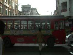 Mumbai - Bhendi Bazaar1 Stock Footage