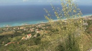 Stock Video Footage of Calabria coast