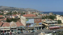 Chios town Stock Footage