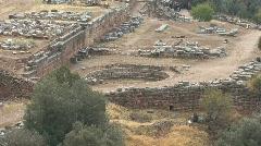 Greece Delphi Stock Footage