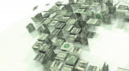 Dollar global domination, LOOP Stock Footage