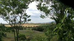Landscape in Latium  Stock Footage