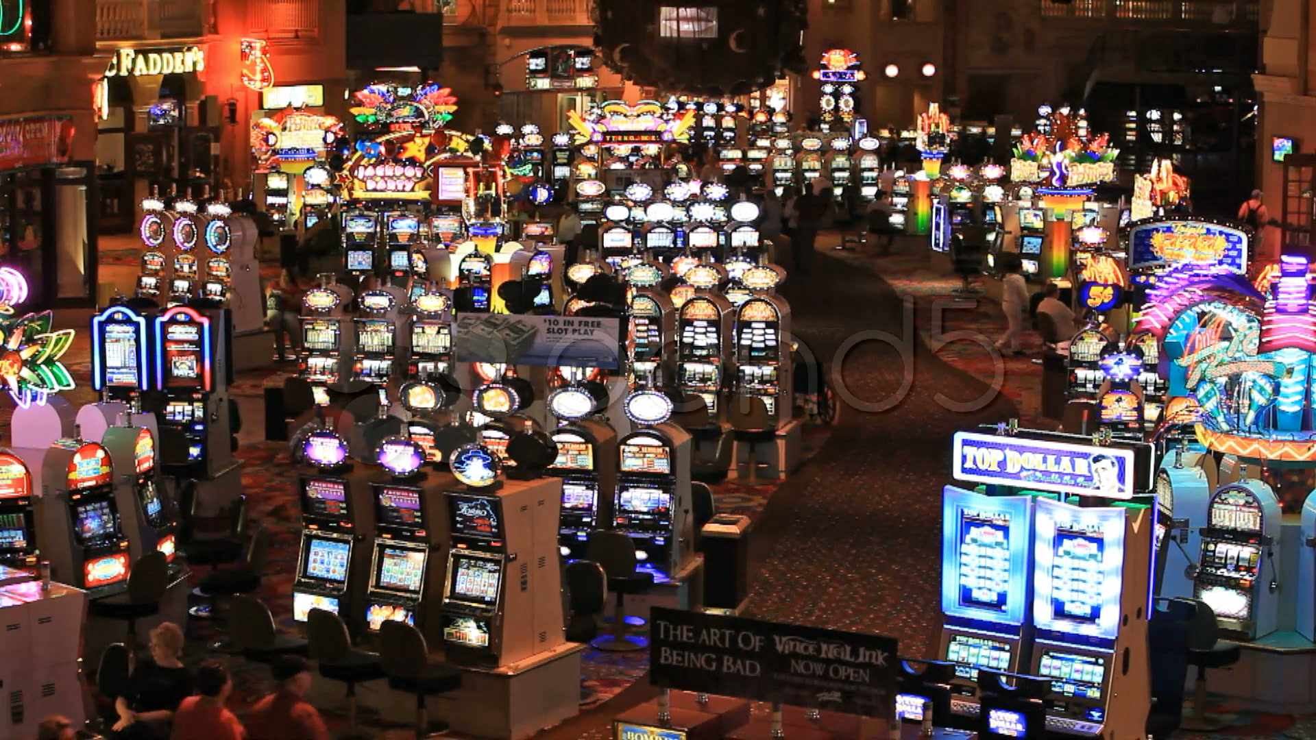 vegas casino slot machine