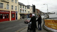 Drogheda Timelapse of an Irish Town 06 Quayside Stock Footage