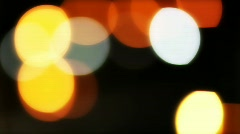 Abstract blurs Stock Footage