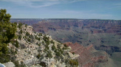 Grand Canyon Timelapse--Shoshone Point Stock Footage