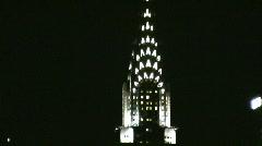 Chrysler Building Stock Footage