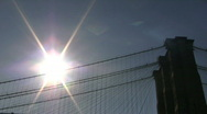 Stock Video Footage of Brooklyn Bridge