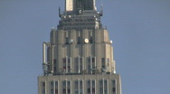 Empire State Building Stock Footage