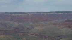 Grand Canyon Timelapse--Tip of Shoshone Point Stock Footage