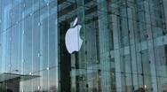 Apple Store Stock Footage