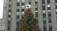 Stock Video Footage of Rockefeller Center in New York City