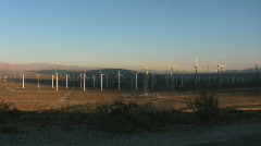 windfarm - stock footage