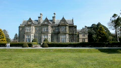 Muckross House Kilarney 1 Stock Footage