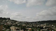 Arab village timelapse 1 Stock Footage