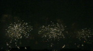 Stock Video Footage of new york fireworks