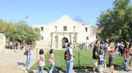 Stock Video Footage of the alamo0403