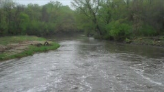 River Scene (HD 1280x720) Stock Footage