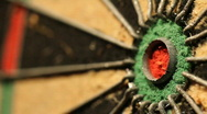 Darts 07 HD Stock Footage