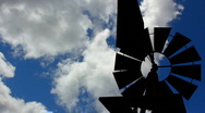 Stock Video Footage of windmill 06 HD