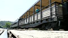 Train Ride - stock footage