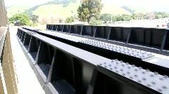 Locomotive Bridge - stock footage