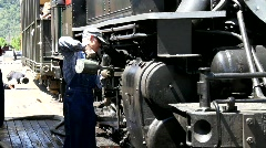 Steam Locomotive 4 Stock Footage