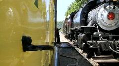 Steam Locomotive 2 - stock footage