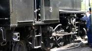 Steam Locomotive 6 Stock Footage