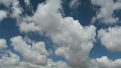 Cloud Coast Time Lapse Stock Footage