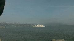 CA- Alcatraz Stock Footage