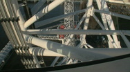 Stock Video Footage of Images of The London Eye in England