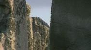 Stonehenge in Wiltshire, England Stock Footage