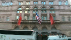 Carnegie Hall, New York City Stock Footage