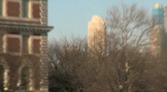 Stock Video Footage of Ellis Island in New York City
