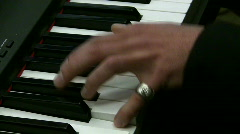 Concert Piano 1 - stock footage