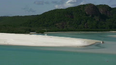 Whitsunday Islands 051a Stock Footage