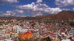 Guanjuato, Mexico Time Lapse - stock footage