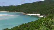 Whitsunday Islands 071a Stock Footage