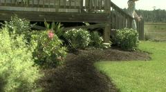 Dream Garden Stock Footage