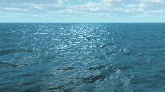 Ocean Mid B Stock Footage