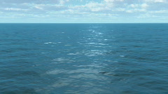 Ocean Calm A - stock footage