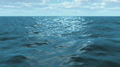 Ocean Low A Stock Footage