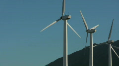 Windfarm Stock Footage